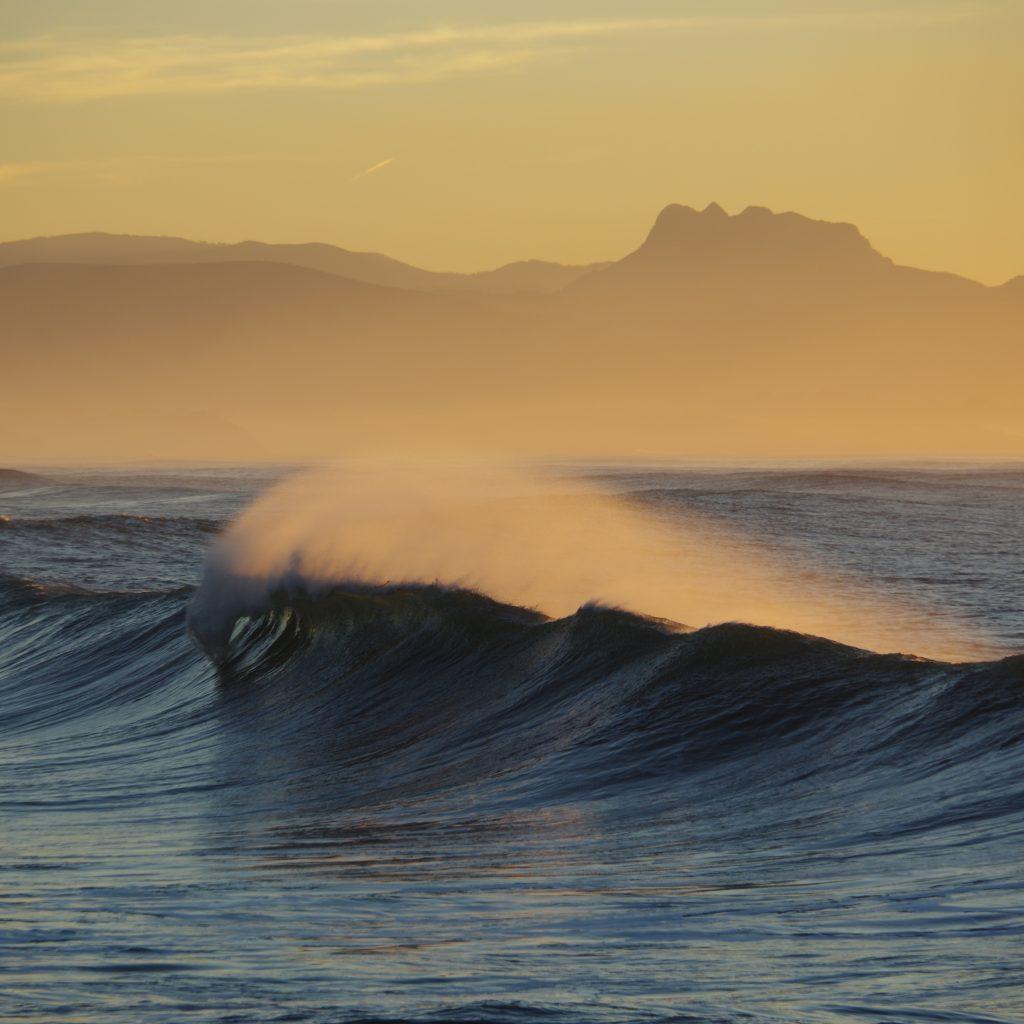 Photo de vague sur la Côte des Basques, Grand Prix du jury
